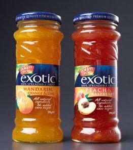 Exotic jar